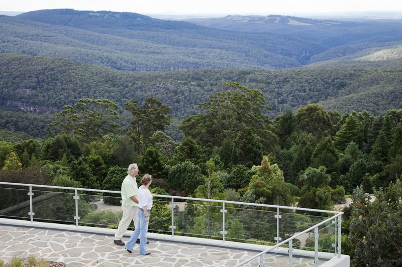 blue mountains road trip sydney mount tomah bells line of road